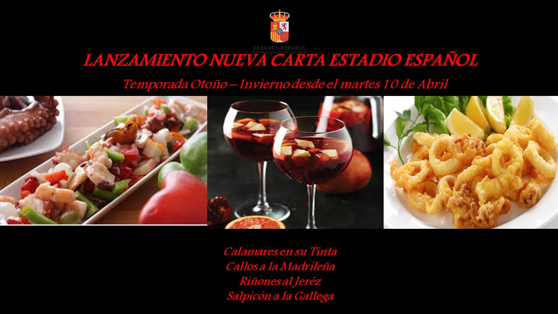 carta española 1