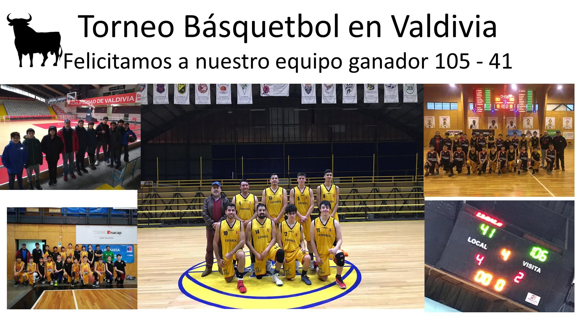 basquetbol julio 2019