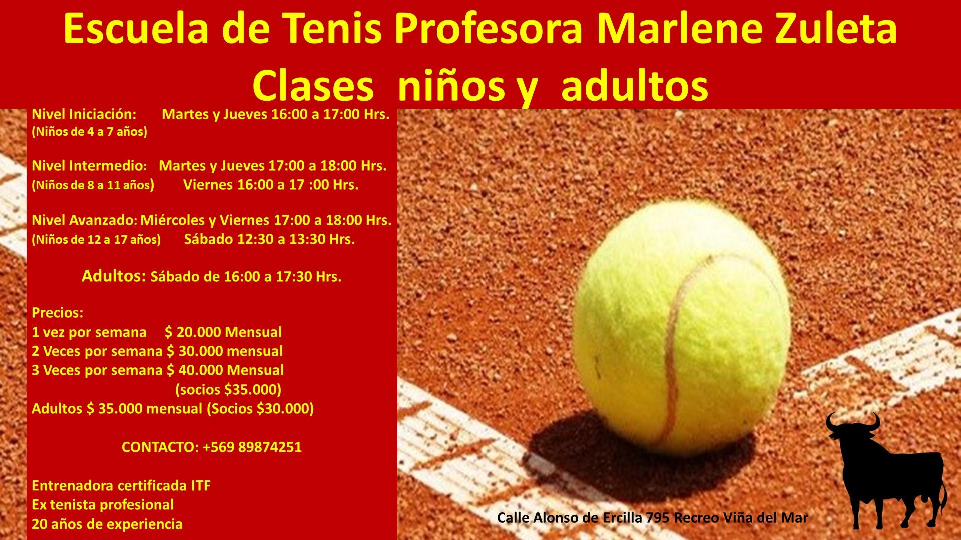 tenis agosto 19