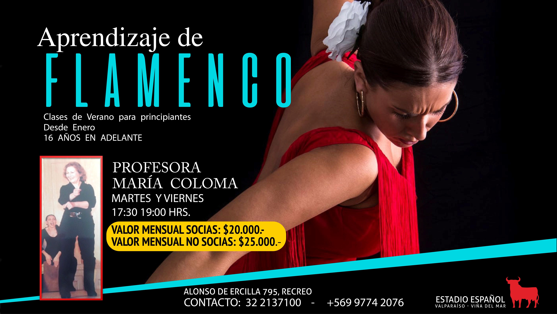flamenco mcv